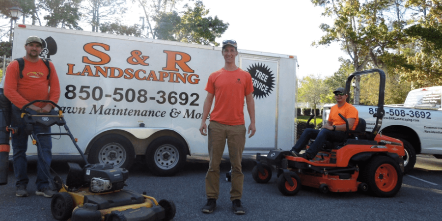 S&R Landscaping Crew