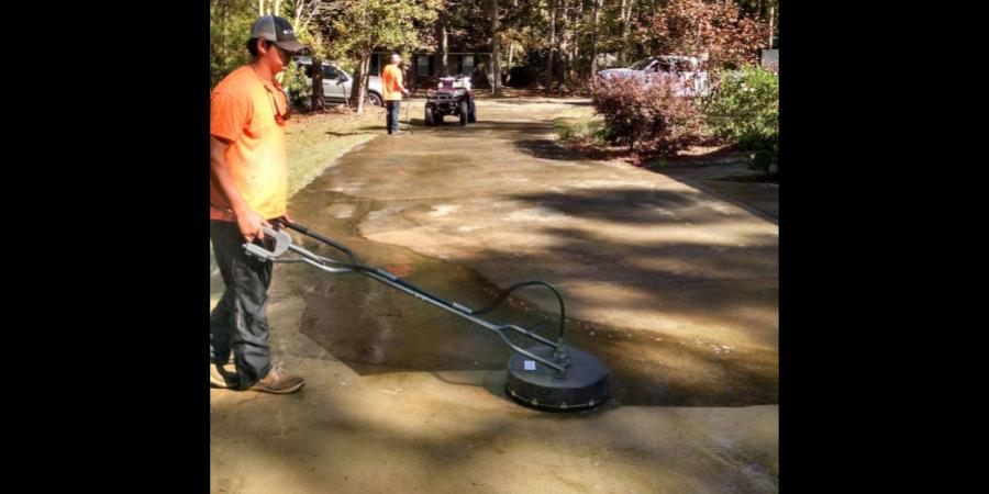 Driveway & Surface Cleaning
